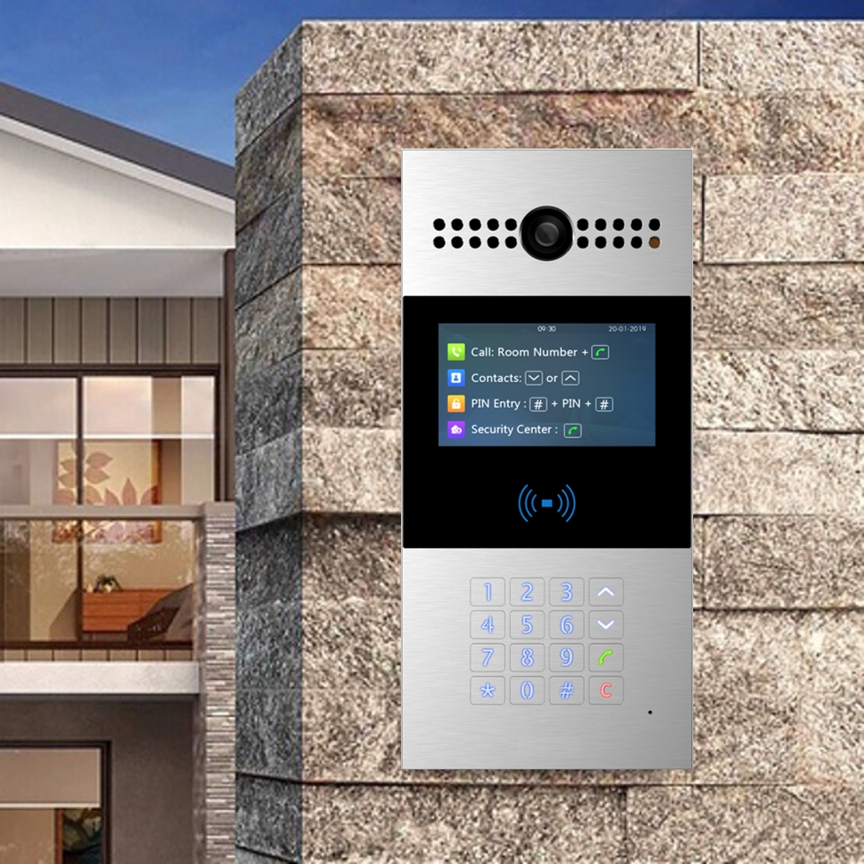 FE-IPDS-28A on wall