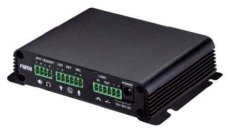 PA2 SIP Video Intercom and Paging Gateway